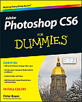 Photoshop Cs6 for Dummies Cover