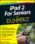 iPad 2 for Seniors for Dummies (For Dummies) Cover