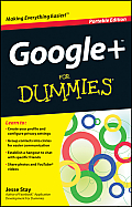 Google+ for Dummies: Portable (For Dummies)