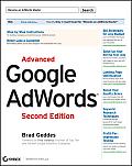 Advanced Google AdWords 2nd Edition