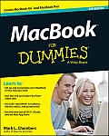 MacBook for Dummies 4th Edition