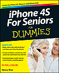 Iphone 4s for Seniors for Dummies Cover