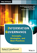 Wiley CIO #574: Information Governance: Concepts, Strategies, and Best Practices