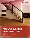 AutoCAD 2013 & AutoCAD LT 2013 Essentials