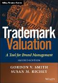 Trademark Valuation: A Tool for Brand Management (Wiley Finance)