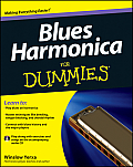 Blues Harmonica for Dummies (For Dummies)