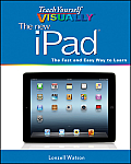 Teach Yourself Visually #112: Teach Yourself Visually the New Ipad Cover