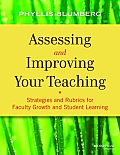 Assessing and Improving Your Teaching