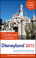 Unofficial Guide to Disneyland 2013