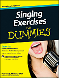 Singing Exercises for Dummies [With CDROM] (For Dummies)