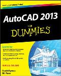 AutoCAD 2013 for Dummies (For Dummies) Cover