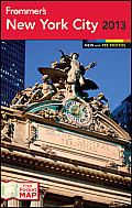 Frommer's New York City 2013 (Frommer's New York City) Cover