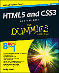 HTML5 & CSS3 All in One For Dummies 3rd Edition