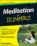 Meditation for Dummies (For Dummies)