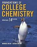 Foundations of College Chemistry, Alt. Edition (14TH 13 Edition)