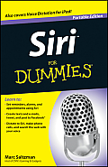 Siri For Dummies 1st Edition