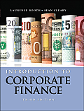 Introduction To Corporate Finance (Canadian) (3RD 13 Edition)