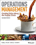 Operations Management: Creating Value Along the Supply Chain (14 Edition)