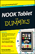 NOOK Tablet for Dummies (For Dummies)