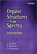 Organic Structures From Spectra (5TH 13 Edition)