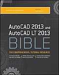 Bible #801: AutoCAD 2013 & AutoCAD LT 2013 Bible
