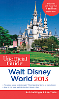 The Unofficial Guide Walt Disney World 2013 Cover