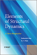 Elements of Structural Dynamics: A New Perspective Cover