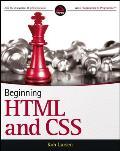 Beginning HTML and CSS