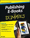 Publishing EBooks For Dummies