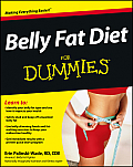 Belly Fat Diet for Dummies (For Dummies) Cover