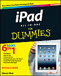 iPad All In One for Dummies 4th Edition