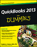QuickBooks 2013 for Dummies (For Dummies)