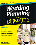 Wedding Planning for Dummies (For Dummies) Cover