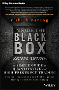 Inside the Black Box: A Simple Guide to Quantitative and High-Frequency Trading