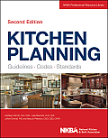 Kitchen Planning Guidelines Codes Standards 2nd Edition