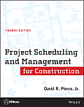 Project Scheduling and Management for Construction (4TH 13 Edition)