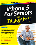 Iphone 5 for Seniors for Dummies (For Dummies) Cover