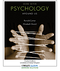 Psychology Around Us (Loose) (Custom) (2ND 12 Edition)