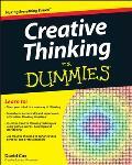 Creative Thinking For Dummiessup sup