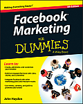 Facebook Marketing For Dummies 4th Edition