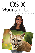 Mac OS X Mountain Lion Portable Genius
