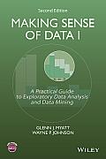Making Sense of Data I (2ND 14 Edition)