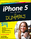 iPhone 5 All in One For Dummies 2nd Edition