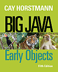 Big Java: Early Objects (5TH 14 Edition)