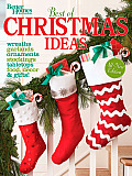 Best of Christmas Ideas, Second Edition (Better Homes & Gardens Crafts)