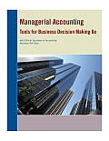 Managerial Accounting... (Looseleaf) Custom (6TH 12 Edition)
