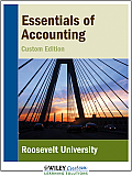 Essentials of Accounting (Custom) (6TH 12 Edition)