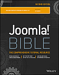 Joomla! Bible: The Comprehensive Tutorial Resource