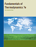 Fund. of Thermodynamics (Custom) (7TH 12 Edition)