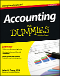 Accounting For Dummies 5th Edition